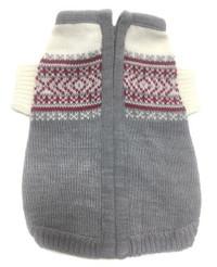 Oscar Newman Prep School Jacquard Sweater