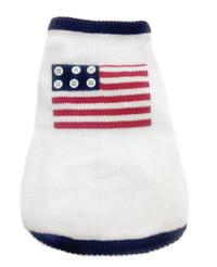 Oscar Newman Patriotic Sweater