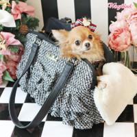 Wooflink Tweed Everyday Bag