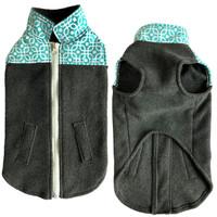 Everyday Brights Nylon & Fleece Vest
