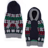Snowflake Hoodie Sweater