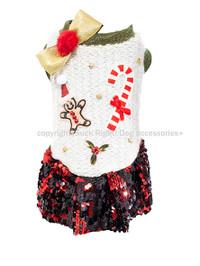 Glitter Xmas Dress