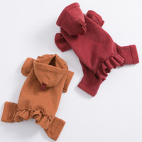 Louisdog Fleece Romper