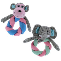 Braided Ring Band Toy
