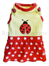 Baby Lady Bug Dress