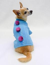 Bon Bon Aqua Sweater