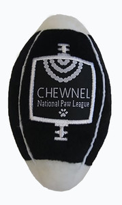 Chewnel Football Toy
