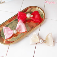 Wooflink Be My Valentine Hairbow