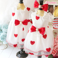Wooflink Be My Valentine Dress