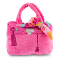 Barkin Bag Toy - Pink (Rich B*itch)