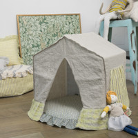 Louisdog Peekaboo Natural BOHO House