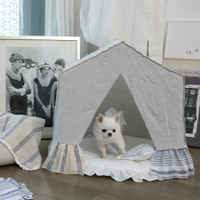 Louisdog Peekaboo Foggy Dew BOHO House