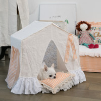 Louisdog Peekaboo Blush BOHO House