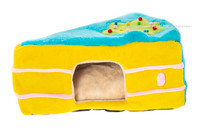 Layer Cake Dog Bed
