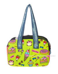 Candy Shop Zipper Pet Carrier