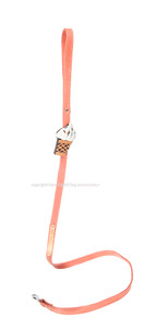 Twisted Vanilla Cone Dog Leash