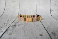 Mocha Pastel Collar & Lead