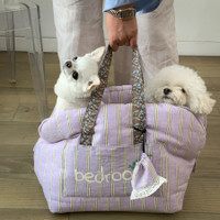 Louisdog Mellow Linenaround  Bag