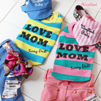 Wooflink Love Mom Tee