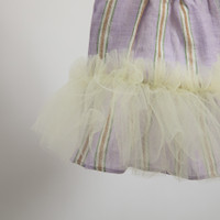 Louisdog Maldives Tutu Linen Top