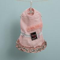 Louisdog Organic Wappen Dress Couture