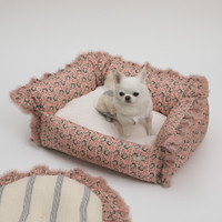 Louisdog Glitter Boom Bed