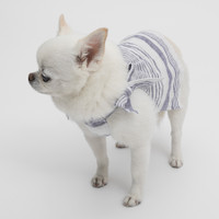 Louisdog Glitter Linen Top
