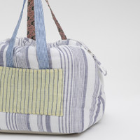 Louisdog Glitter Linenaround Bag