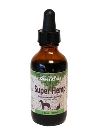 Animal Essentials Tincture - Super Hemp CBD