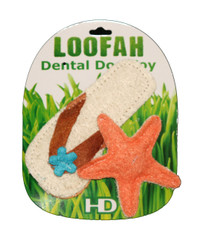 Organic Beach Set Loofah Toy