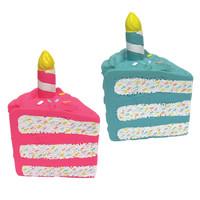 Birthday Cake Chew Toy