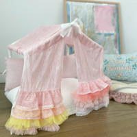 Louisdog Peekaboo Tropea Couture House