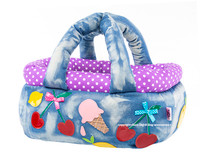 Fruits Ice Cream Basket Pet Carrier