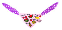 Fruits Scarf - Pink