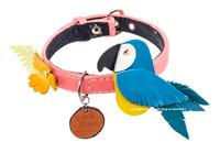 Parrot Dog Collar