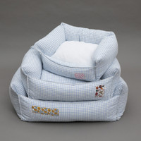 Louisdog Liberty Patchwork Boom Dog Bed