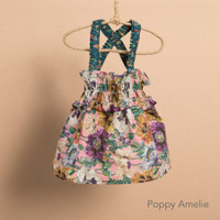 Louisdog Liberty Floral Sun Dress