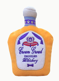 Crown Growl Whiskery Toy