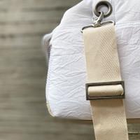Louisdog Blanc Tote Bag