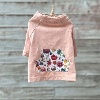 Louisdog Liberty Kangaroo Pocket Tee