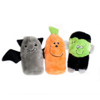 Halloween Squeakie Buddies - Pack of 3