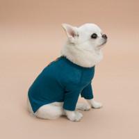 Louisdog Button T-Shirt