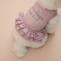Louisdog Bricolage Dress
