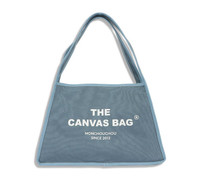 The Canvas Bag - Ash Blue