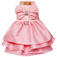 Susan Lanci Puppy Pink Glitzerati Madison Dress
