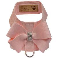 Susan Lanci Puppy Pink Glitzerati Nouveau Bow Tinkie Harness