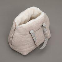 Louisdog Tweed Furaround Bag