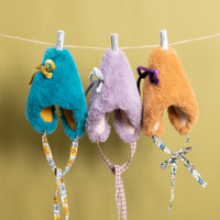 Louisdog Fur Bonnet