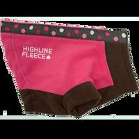 Highline Fleece Dog Coats