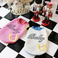 Wooflink Baby Boa Fleece Vest